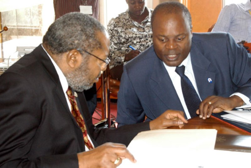 Image result for MUTEBILE AT PARLIAMENT