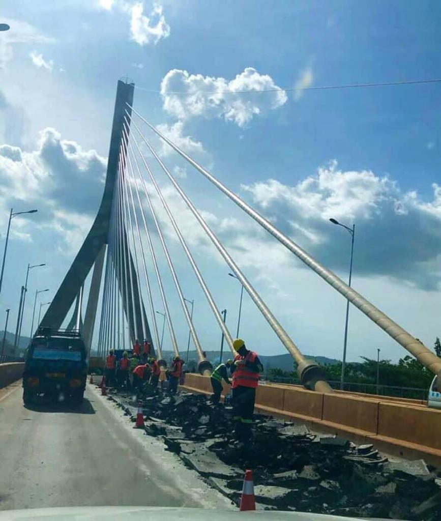 The Truth: Why New Nile Bridge Cracked – Trumpet News